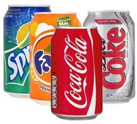 Cold Drink Cans