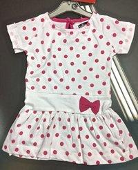 Infant Girls Knit Frock