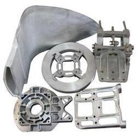 Aluminum Sand & Gravity Parts