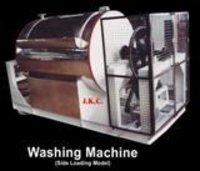 Side Loading Type Washing Machines