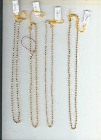 Handmade Gold Chains