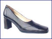Black Colour Ladies Shoes