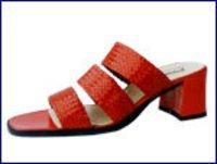 Red Colour Ladies Sandals