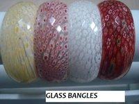 Elegant Glass Bangles