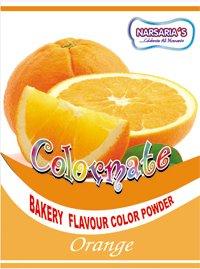 Orange Color Mate