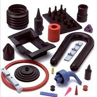 Rubber Moulding Components And Parts