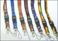 Four Colour Lanyards