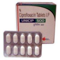 Ciflafin-250 & 500 Tablets