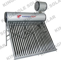 Evacuated Solar Water Heater