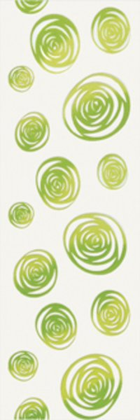 Bloom Green Decor Wall Tiles