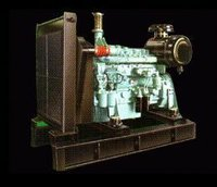 Three Phase Liquid Cooled Silent Genset