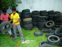 Tyre Scraps