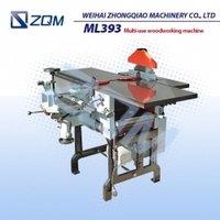Multi-Use Woodworking Machine