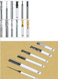 Solid Carbide Tools