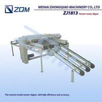 Plywood Veneer Shearing Machine
