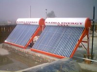 10000 LPD Solar Water Heater Systems