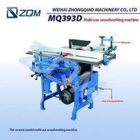 Multi-Use Woodworking Machine Mq393d