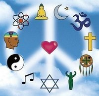 Religion Sticker