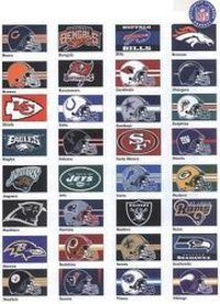 Sport Team Flags