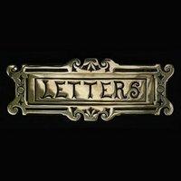 Steel & Brass Letters