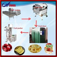 Dried Fruit Processing Machines