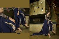 Designer Leo Ladies Fancy Suit