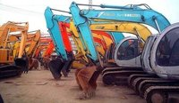 Excavators (Hitachi EX200-1)