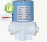 Quick Fitting Drinking Water Plastic Solenoid Valve