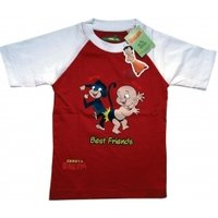 Red Color T-Shirts